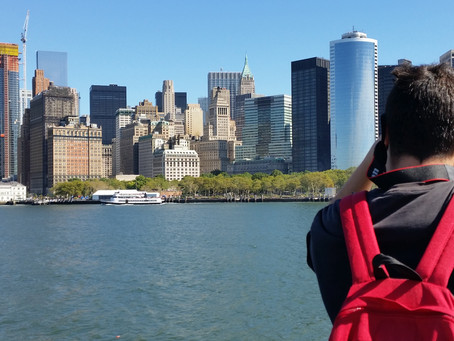 THREE INCREDIBLE DAYS IN NY