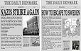 Illegal Newspaper