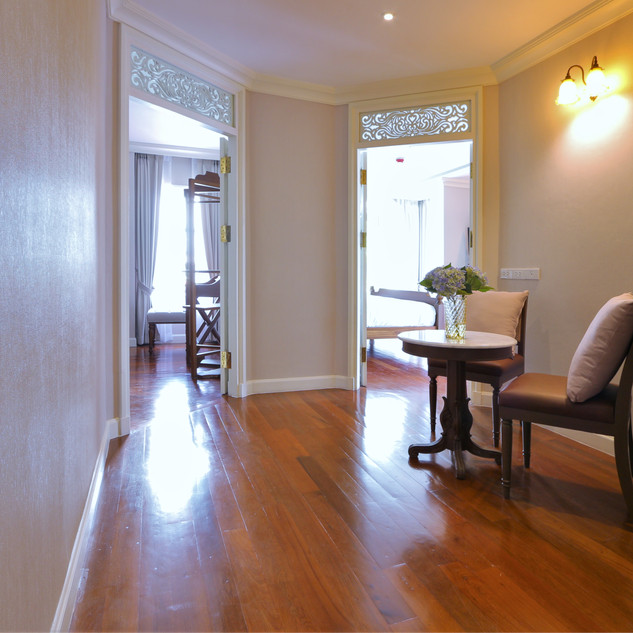 Jacuzzi Suite 1+1 bedroom River view