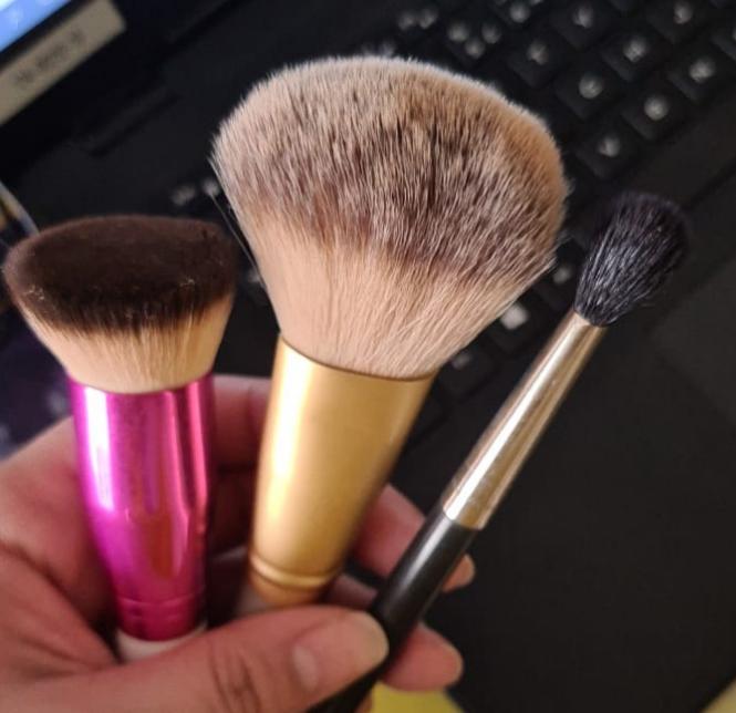 Pincel de maquiagem: quais são os essenciais para comprar?