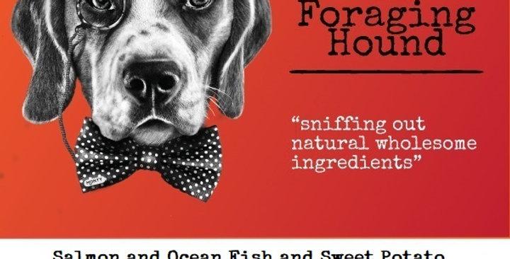 Salmon, Ocean Fish and Sweet Potato