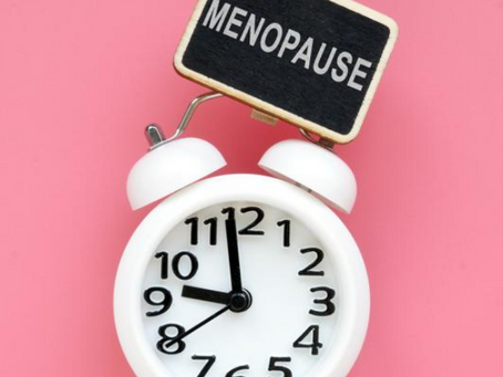 Menopause Changes to your Pelvic Health
