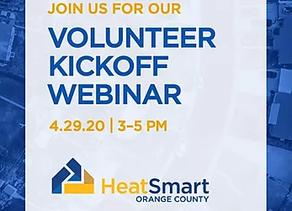 Volunteer Kickoff Webinar