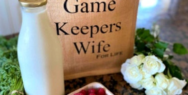 Game Keepers Wife for Life Bag