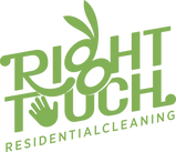 Right Touch Residential Cleaning Logo