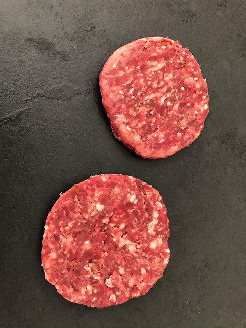 Beef Burgers - packs of 4