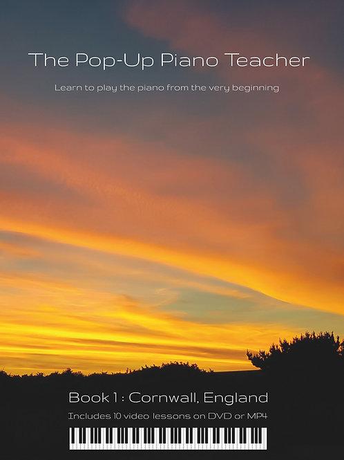 The Pop-Up Piano Teacher : Book 1