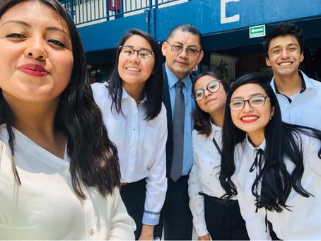 ¡Excelentes estudiantes!