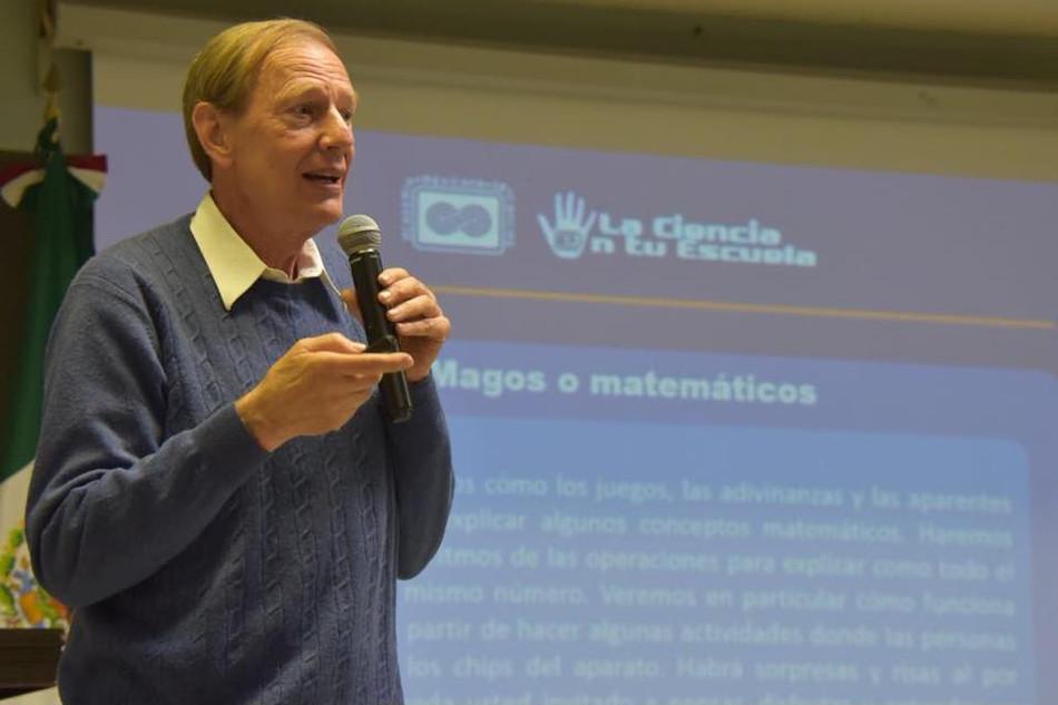 Docentes de Conalep NL realizan encuentro de matemáticas