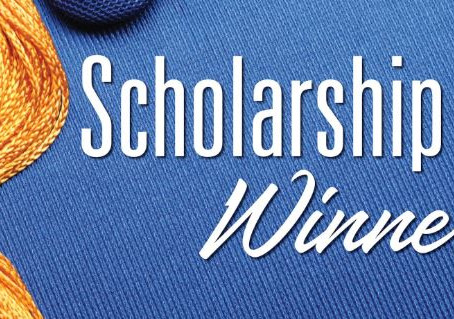 Scholarship Winner Announced