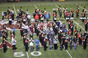 Middle School Band Night 2019