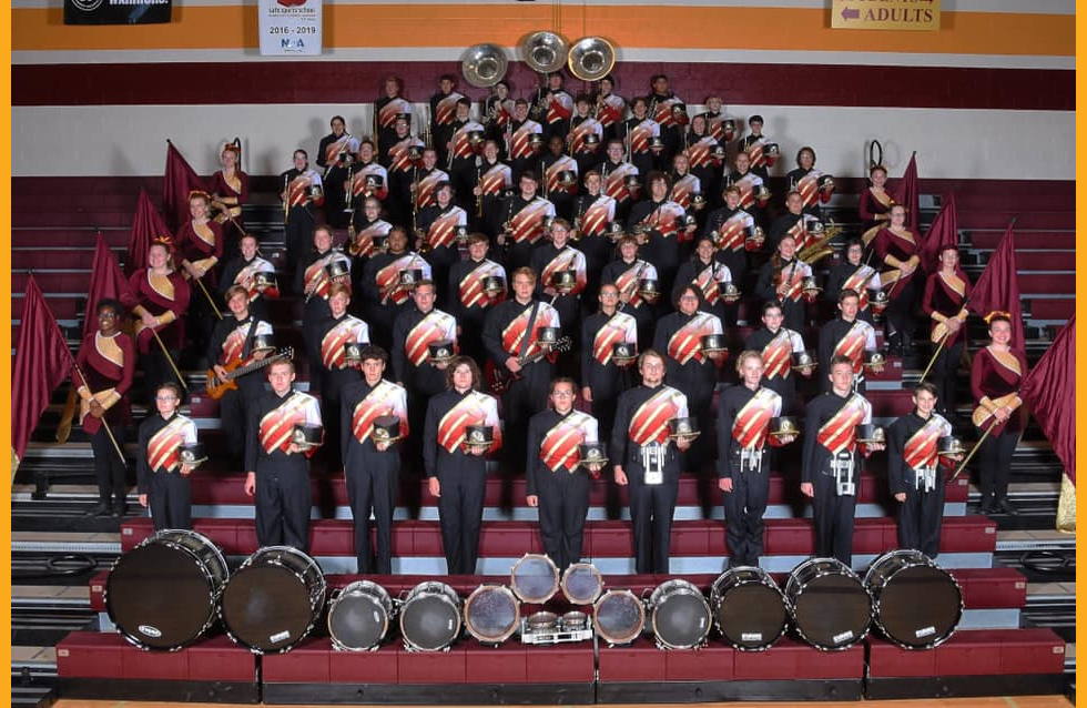 2020 Westerville North Marching Band 160