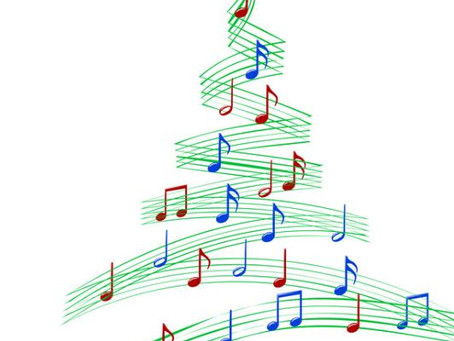 Holiday Music is in the Air
