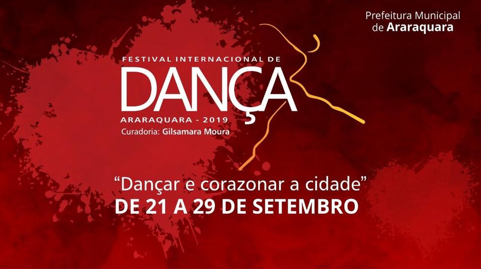 Festival internacional de Dança Araraqua