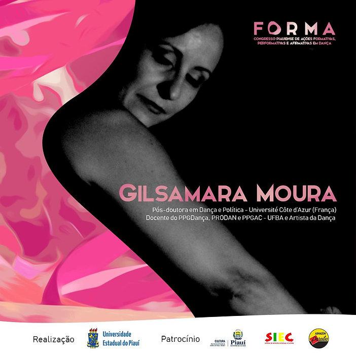 FORMA - Congresso Piauiense de Ações Formativas, Performativas e Afirmativas em Dança.