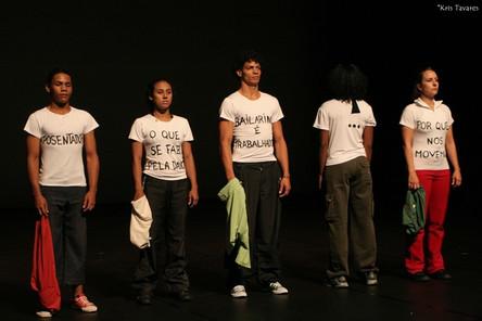 2007 - Microdanças
