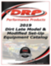 DRP Performance 2019 Dirt Equipment Cata