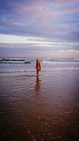 Brony Marshall ocean sunset Bronwyn Marshall