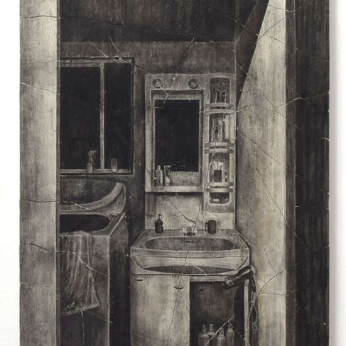 A moment(wash stand)