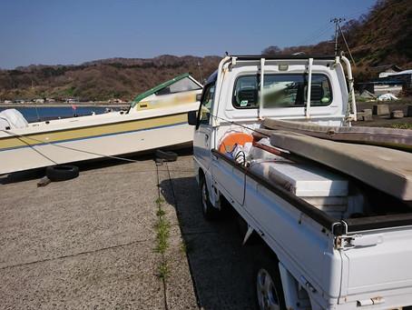 SALT Beachにレジャーボートが仲間入りしました♪