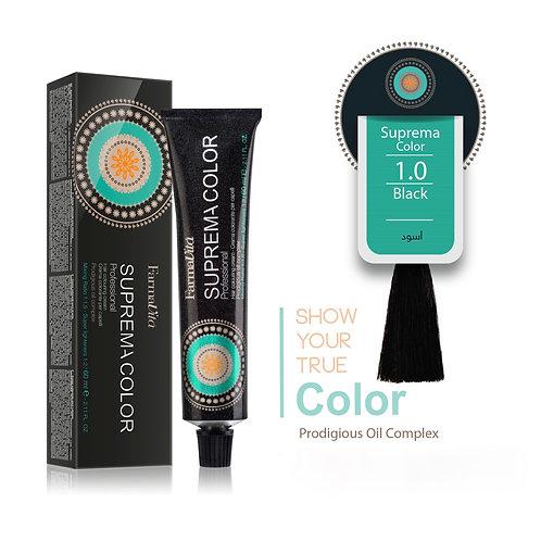 Suprema Color  1.0  -   Schwarz / Black