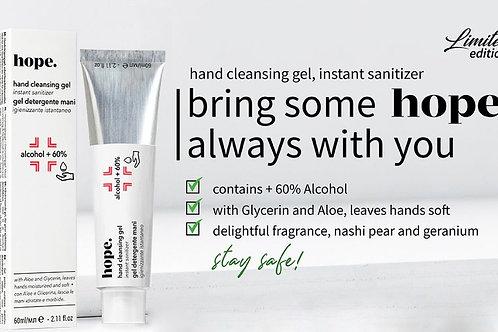 hope  -  hand cleansing gel