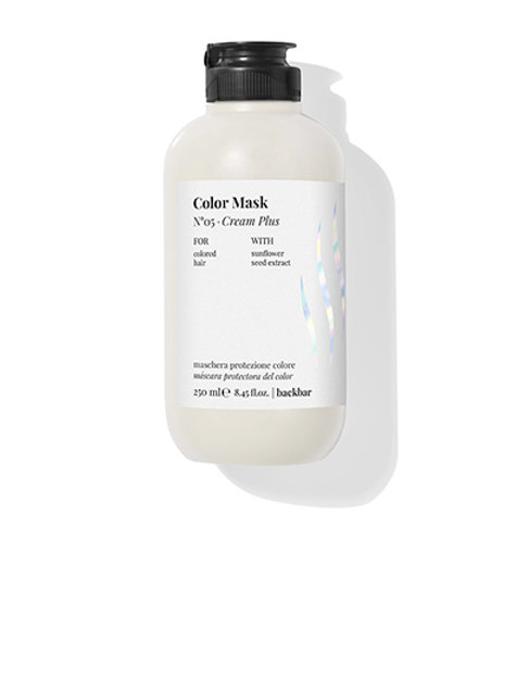 Color Mask N°05 - Cream Plus