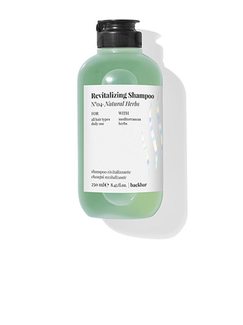 Revitalizing Shampoo N°04 - Natural Herbs