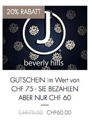 Gutschein CHF 75.-