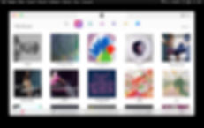 iTunes redesign concept designed by juraj kusy