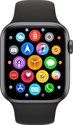 watchOS Apple Watch iOS redesign concept rethinking nextOS iOS 15 16 iPhone new user interface designed by Juraj Kusy for Apple Alan Dye Mark Gurman