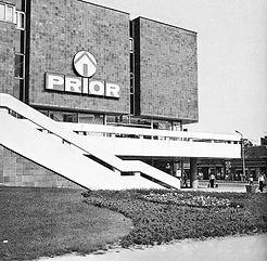 OD PRIOR kedysi Architekt Ivan Matušík moderná architektúra Nitra