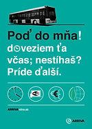 ARRIVA Nitra juraj kusy