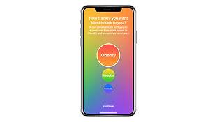 Mind app designed by juraj kusy Juraj Kusy Design mental health application