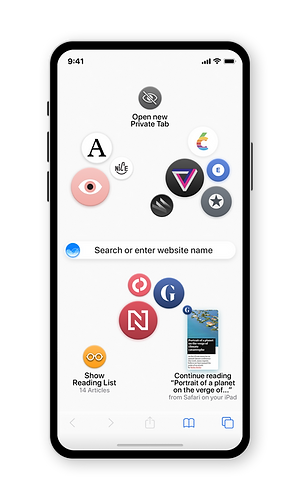 iOS redesign concept 3D material neumorphism iOS rethinking nextOS iOS 15 16 Siri iPhone iPad multitasking concept MacOS new interface designed by Juraj Kusy for Apple
