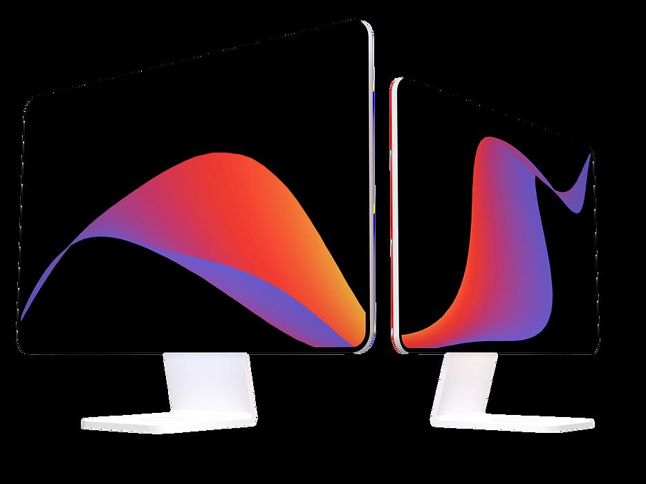 Apple iMac colorful translucent G3 redesign concept colors bondi blue
