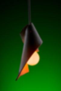 unlinear S2 porcelain lightshade designed by juraj kusy