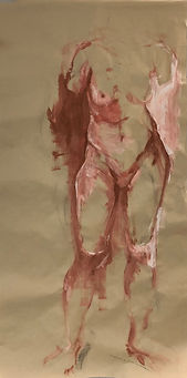 figure drawing by juraj kusy