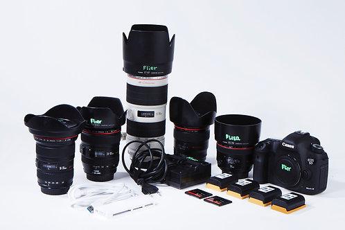 Camera 5D Mark III Package 5
