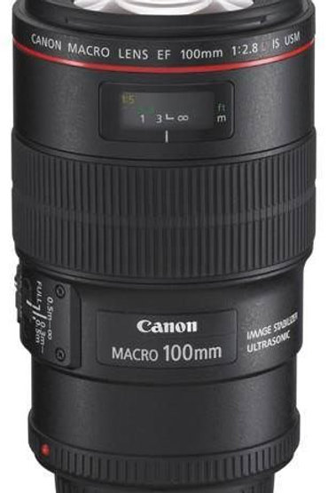 Canon EF 100mm f2.8L IS USM
