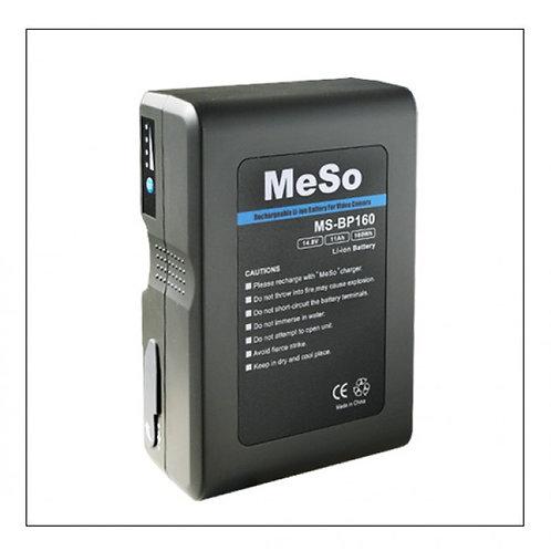 Meso V-Mount Battery 160w