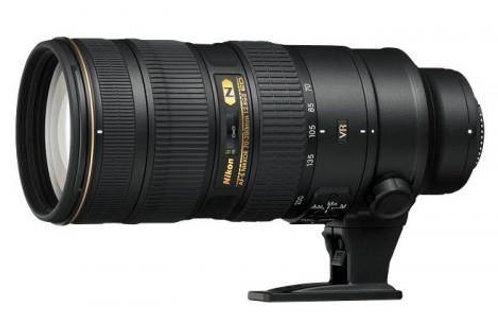 Nikkor AF-S 70-200mm f2.8 G
