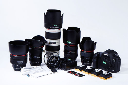 Camera 5D Mark III Package 6
