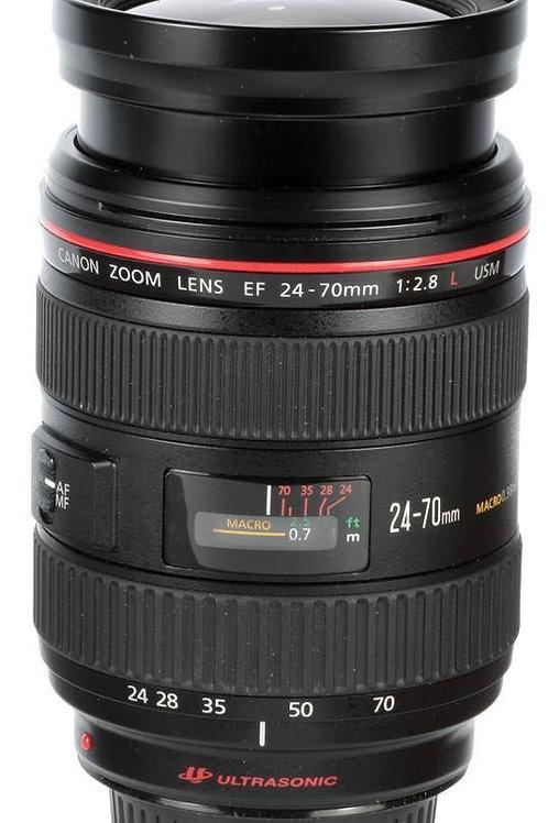 Canon EF 24-70mm f2.8L
