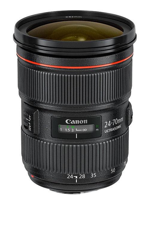 Canon EF 24-70mm f2.8L II