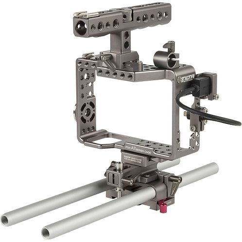 Tilta ES-T17-A Handheld Camera Cage Rig for Sony a7 & a7 II Series Cameras