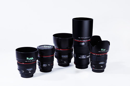 Canon Lenses Package 03
