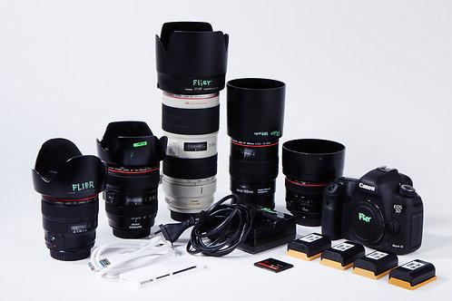 Camera 5D Mark III Package 1