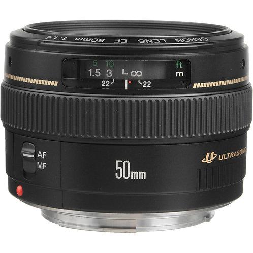 Canon EF 50mm f/1.4L