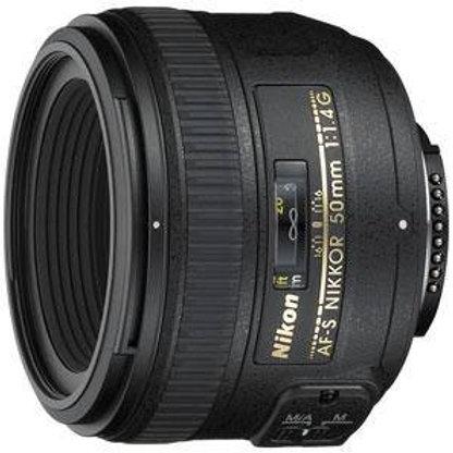 Nikkor AF-S 50mm f1.4 G